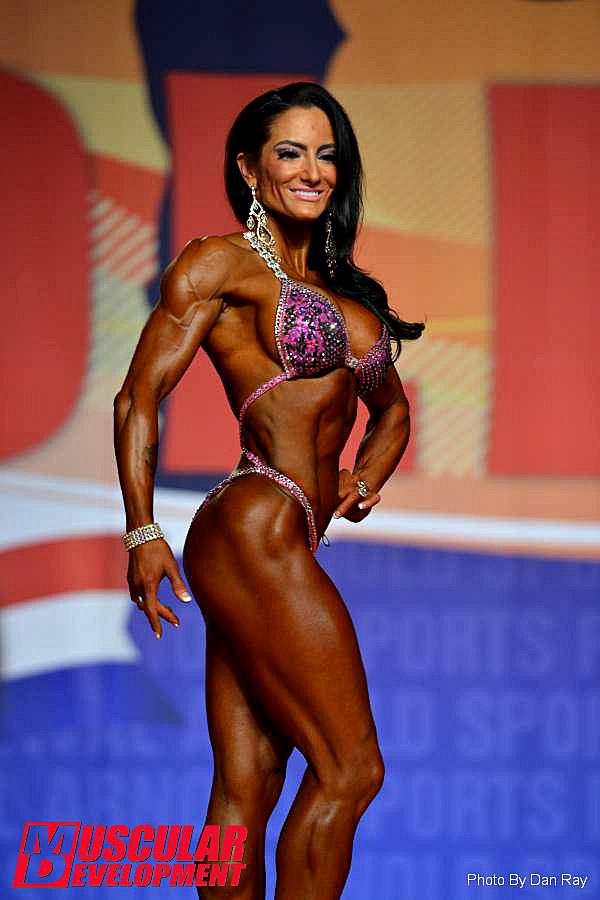 Arnold Classic 2015 - 1. Place - Camala Rodriguez