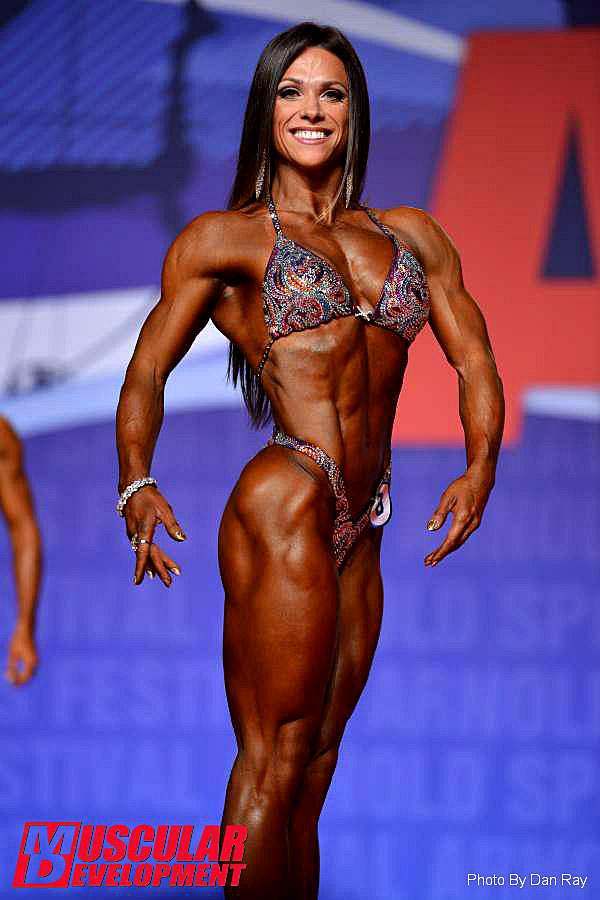 Arnold Classic 2015 - 1. Place - Oksana Grishina