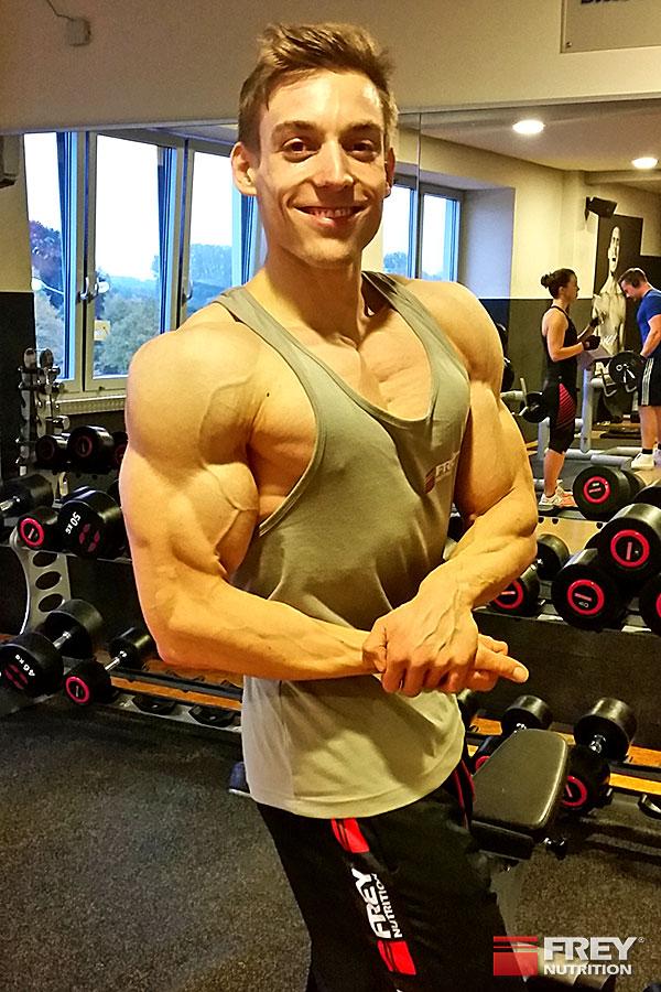 Bodybuilding als Leidenschaft