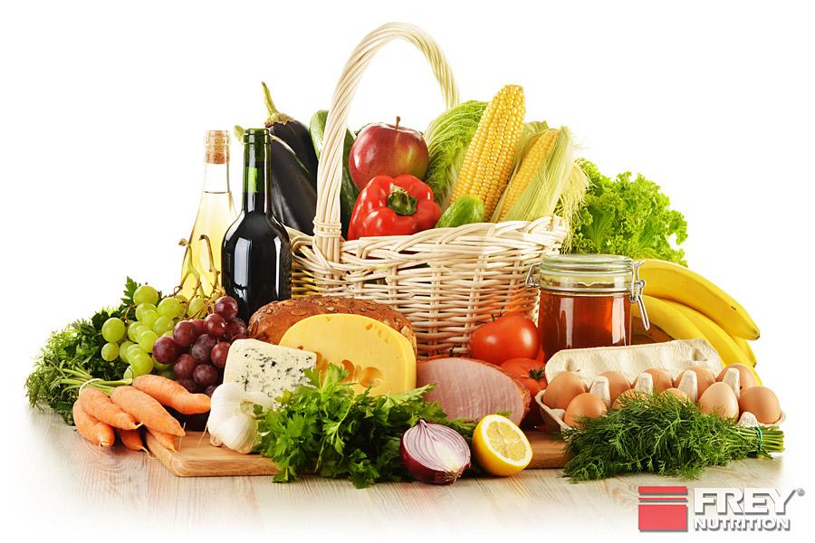 Supps ersetzen nicht die normale Ernährung
