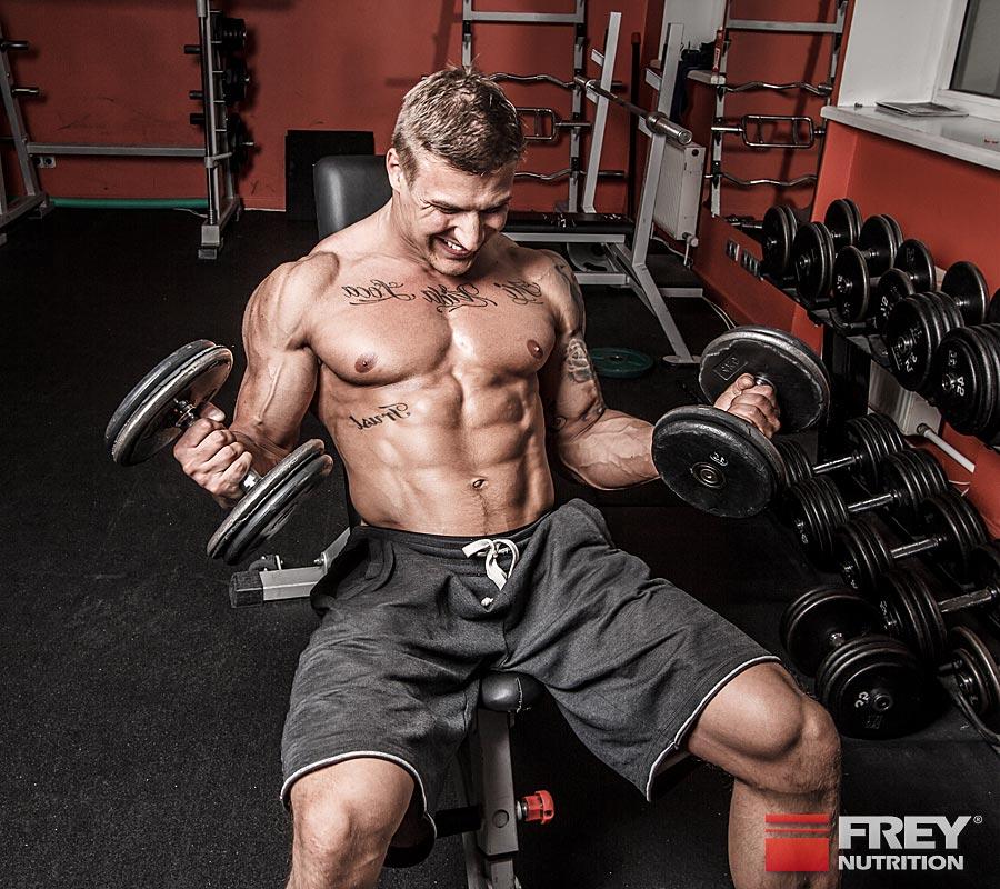 Vor allem in Diätphasen ist eine ausreichende Proteinzufuhr wichtig.
