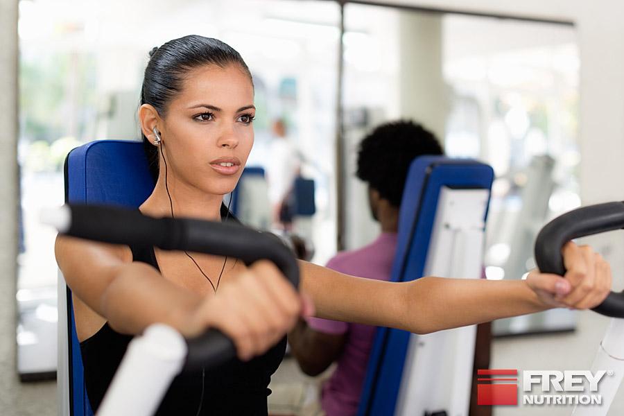 Protein trägt zum Muskelerhalt bei