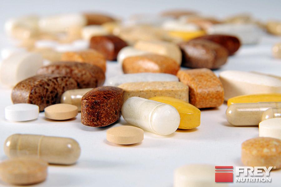 Aminosäuren gibt es in unterschiedlicher Darreichungsform