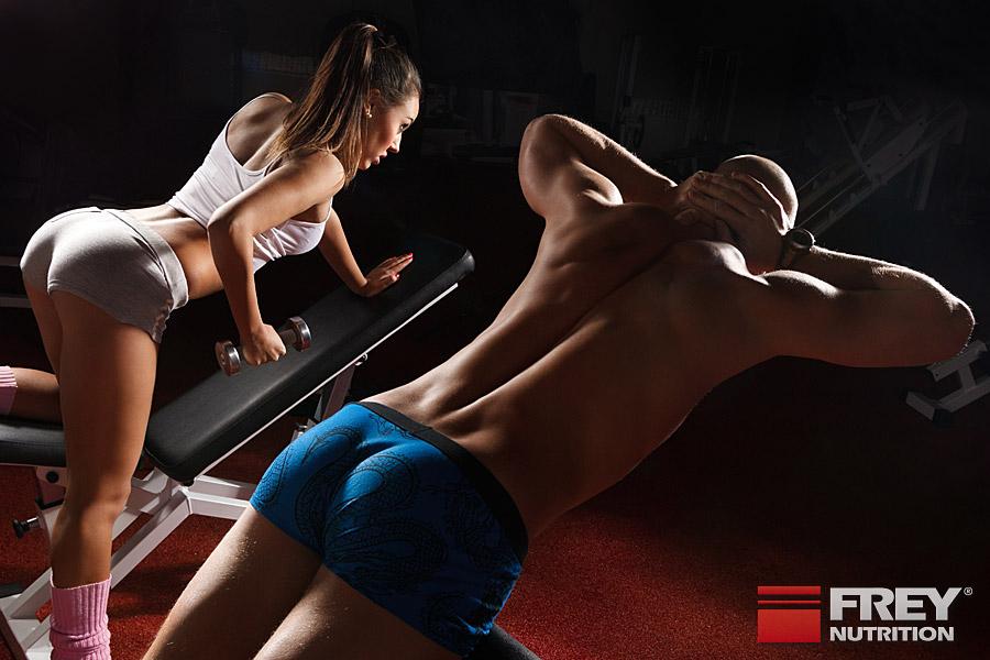 Glutamin ist nach dem Training am wirkungsvollsten