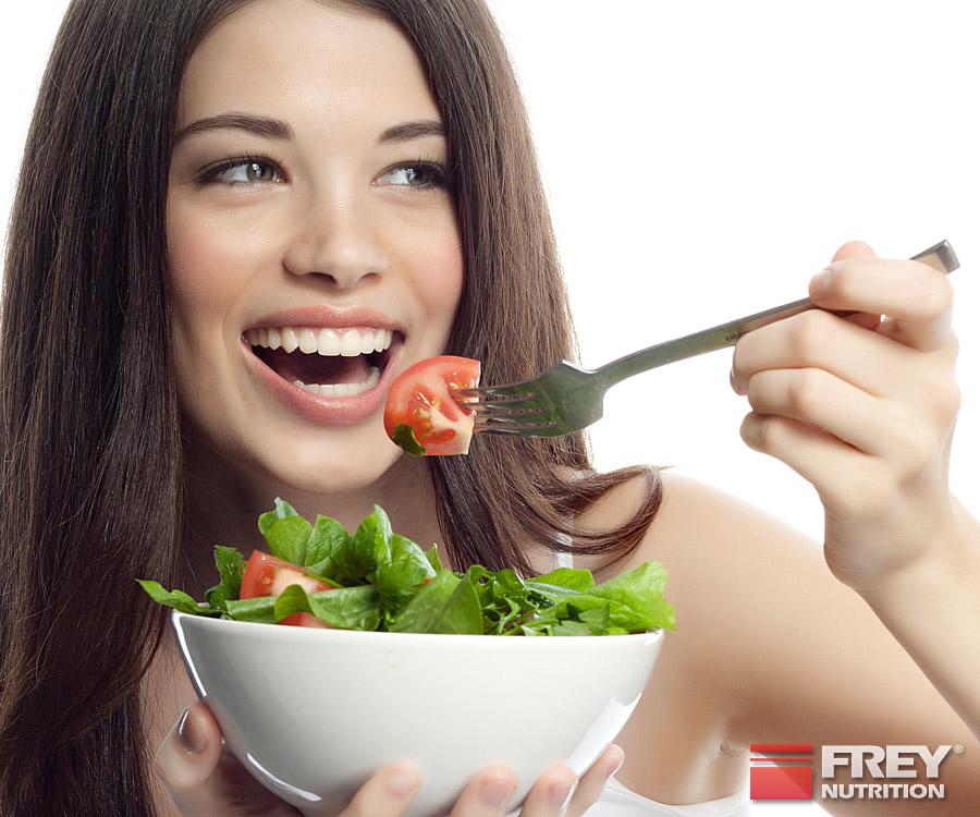 Fette sind wichtig für die Vitaminaufnahme