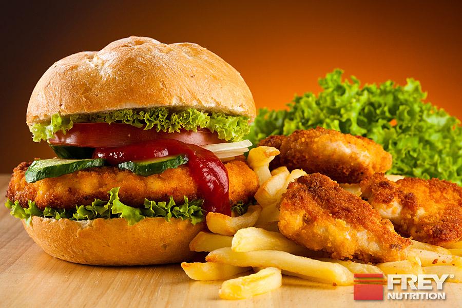 Versteckte Fette kommen häufig in Fleischwaren vor