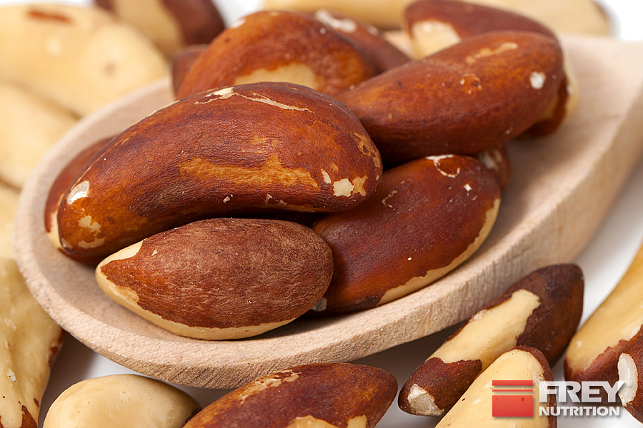 Paranüsse enthalten besonders hochwertige Fettsäuren