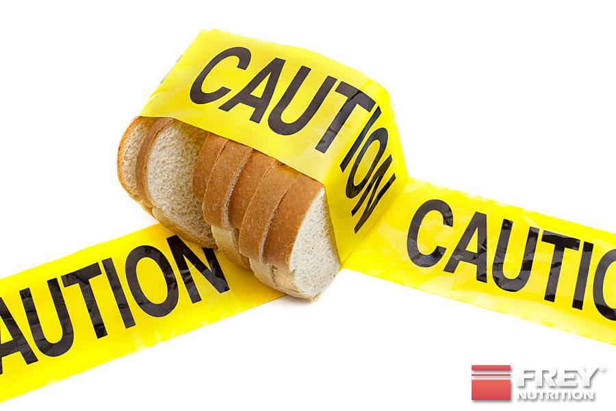 Fett mit Kohlenhydraten ist eine schlechte Kombination