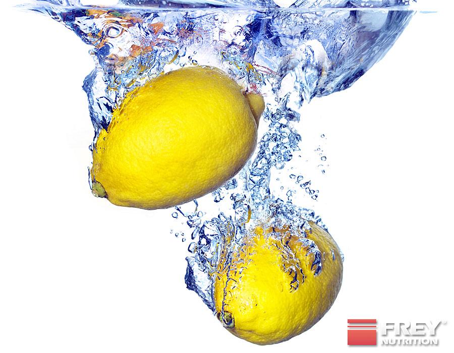 Zitrusfrüchte sind besonders reich an Vitamin C