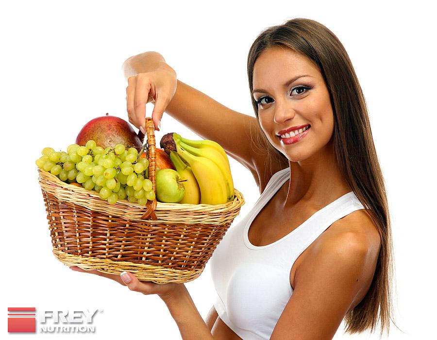 Obst ist besonders reich an Kalium