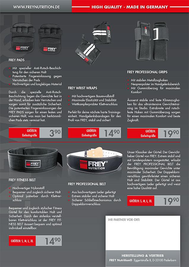 Equipment Infoflyer - back