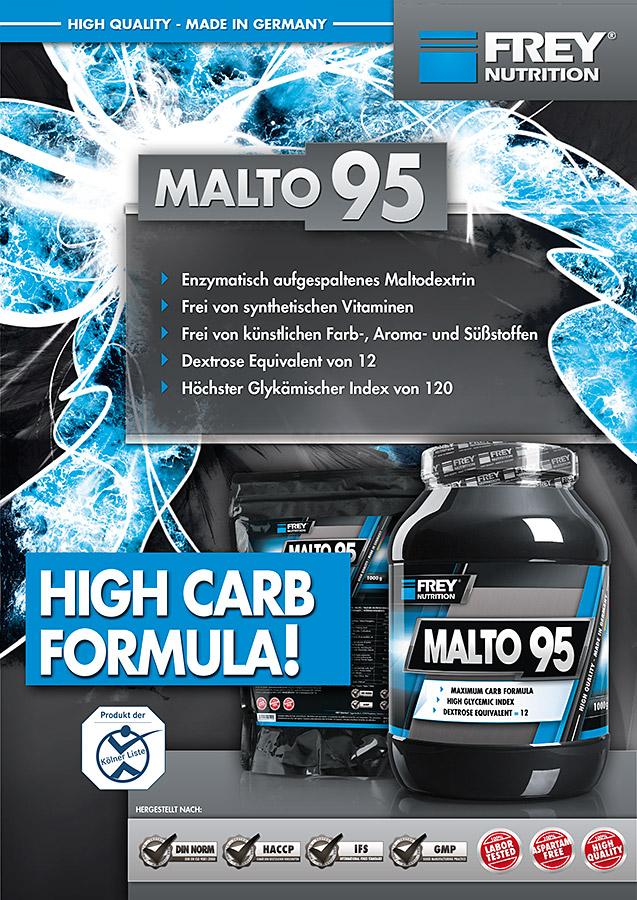 MALTO 95 Infoflyer