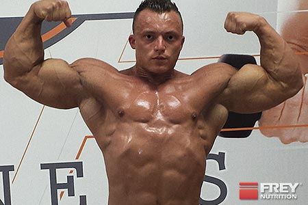 FREY Classic 2014 Teilnehmer: Tomasz Binkowski