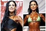 Sarah Suzan Dizdar - erste Shape Athletin
