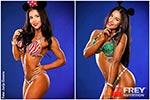 Hübsche Schwestern wollen die Bikini Shape aufmischen