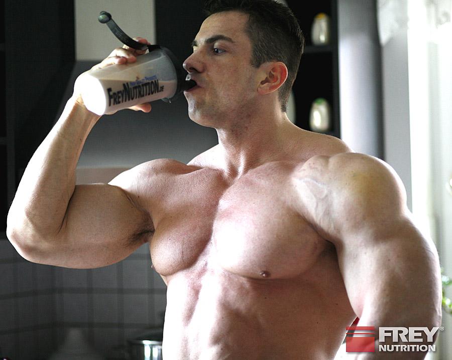 Shakes erleichtern die Proteinaufnahme