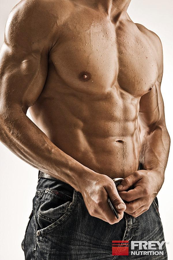 Proteine sind für Fettabbau und Muskelschutz wichtig