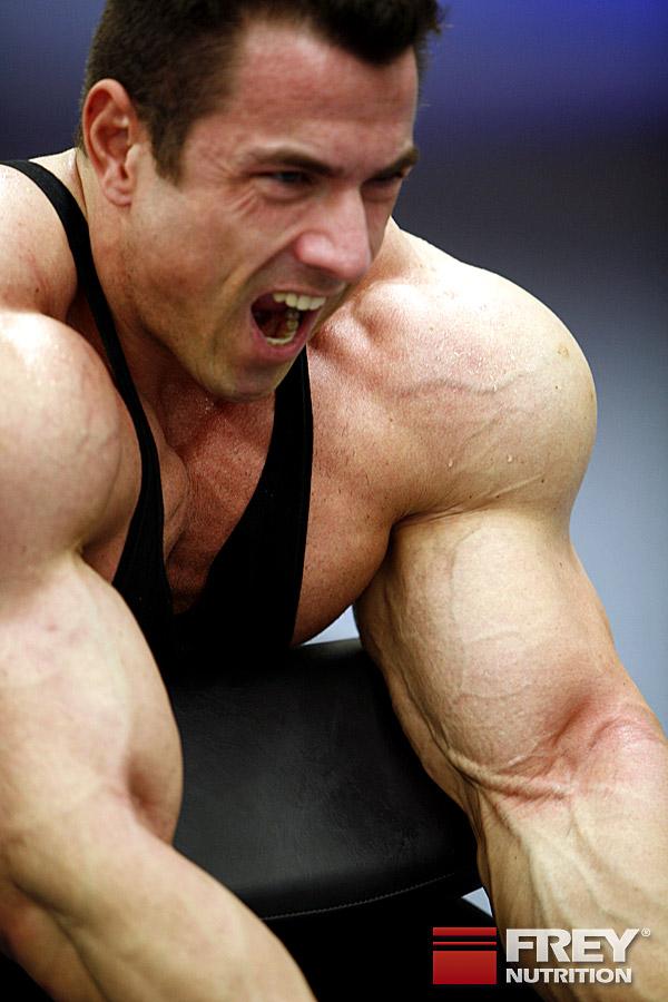 Ein intensives Workout verbraucht reichlich Glykogen