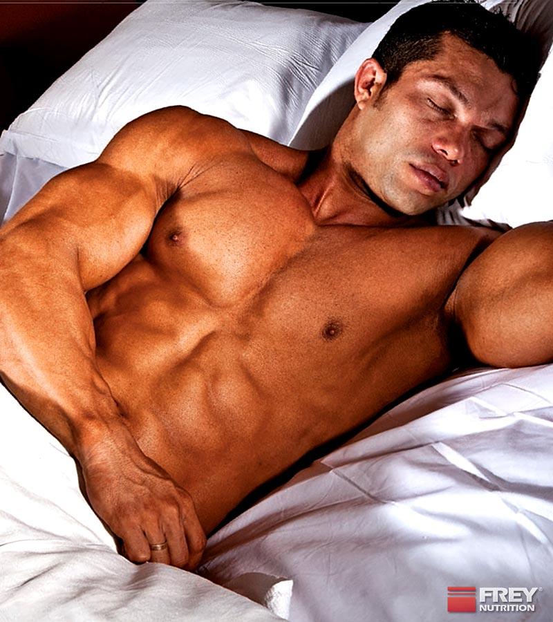 8-9 Stunden Schlaf pro Nacht sind optimal
