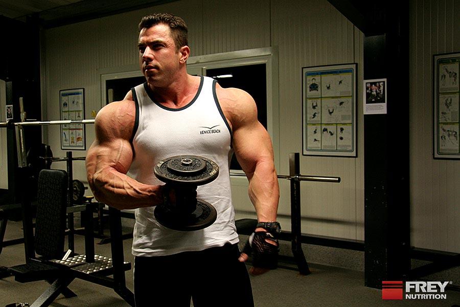 Maximaler Muskelaufbau mit dem richtigen Trainingssplit