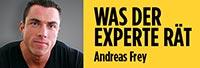 Andreas Frey antwortet
