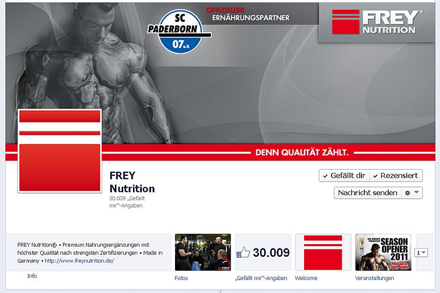 Vielen Dank für über 30.000 Facebook Fans