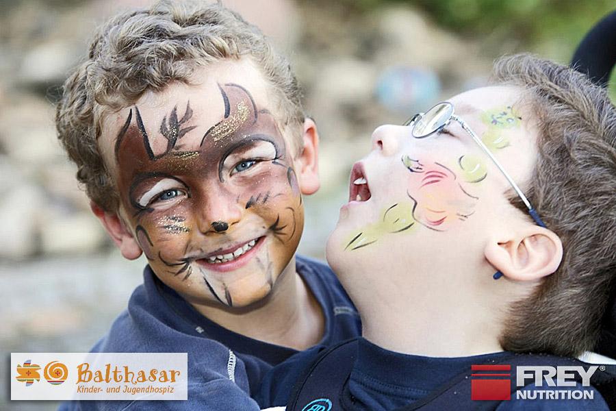 Spendenaktion für das Kinderhospiz Balthasar in Olpe