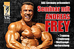 Andreas Frey Seminar im Orange Fit
