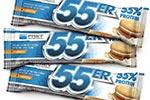 55er mit neuem Geschmack in Cookies & Cream