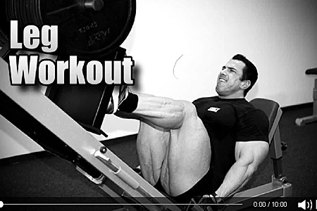 Motivationsvideo - Andreas Frey - Beintraining