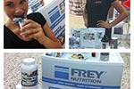 Weltbestes Eiweiß und feinste Proteinriegel for free