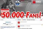 Danke für über 50.000 Facebook Fans