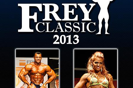 FREY Classic 2013 DVD