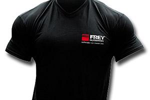 FREY T-SHIRT gratis zur Bestellung!