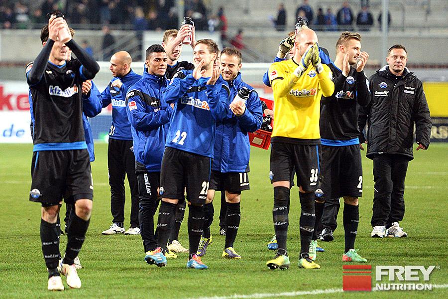 SC Paderborn erneut erfolgreich