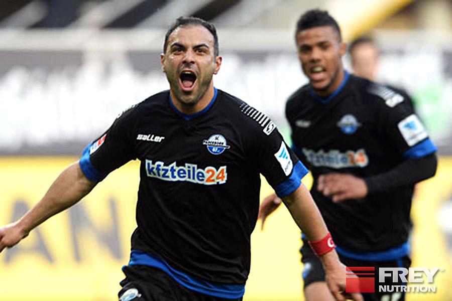 3:0 gegen St. Pauli