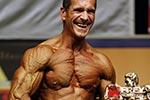 FREY Athlet Dietmar Haubold ist Mr. Universe