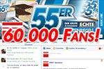 Danke für über 60.000 Facebook Fans