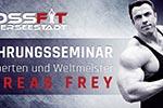 Ernährungs- und Trainingsseminar von Andreas Frey