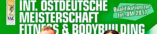 Int. Ostdeutsche Meisterschaft 2017