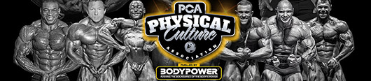 PCA BODYPOWER SUPERSERIES 2017