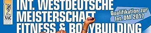 Int. Westdeutsche Meisterschaft 2017