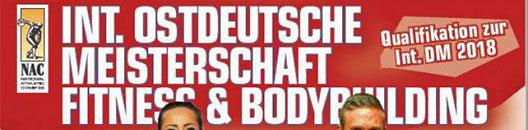Int. Ostdeutsche Meisterschaft 2018 | 800 Fotos