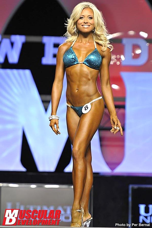 Mr. Olympia 2011 - Dianna Dahlgren