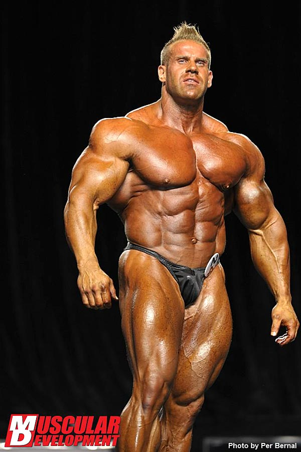 Mr. Olympia 2011 - Jay Cutler - Lineup
