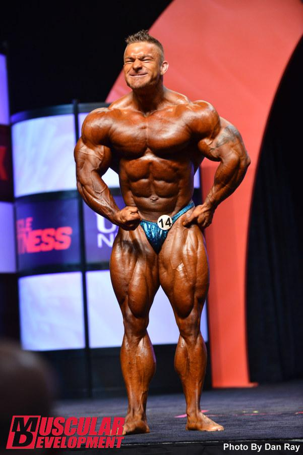 Mr. Olympia 2014 - Fl Lewis