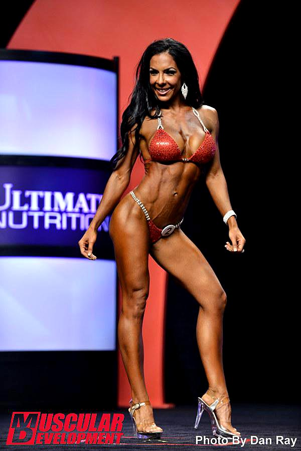 Mr. Olympia 2014 - Stacey Alexander