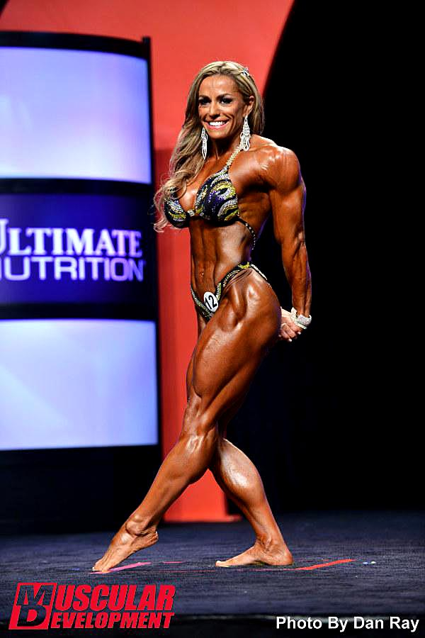 Mr. Olympia 2014 - Juliana Malacarne