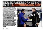 Flex-Bericht über den SC Paderborn 07