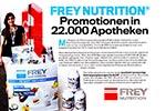 Men's Fitness berichtet über FREY Apotheken Promos
